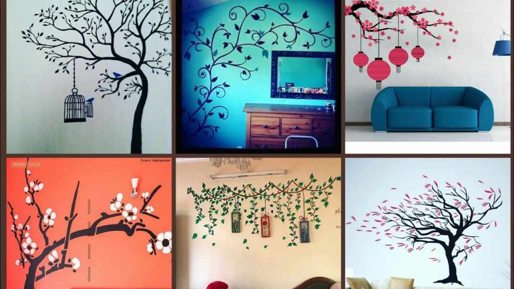 10 Most Ravishing Wall Painting Designs for Living Room