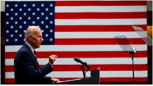 Find about the Joe Bidens Vision of The United States of America