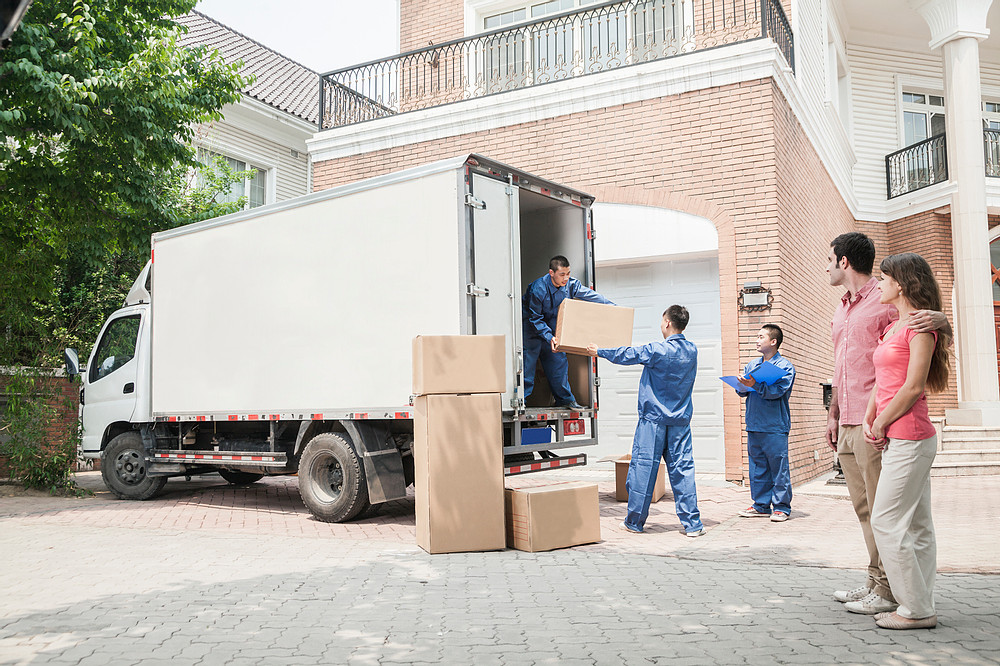 Hire Commercial Moving Company
