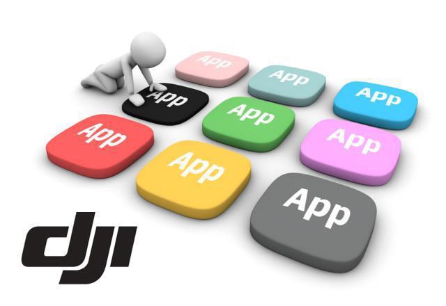 DJI App Advantages