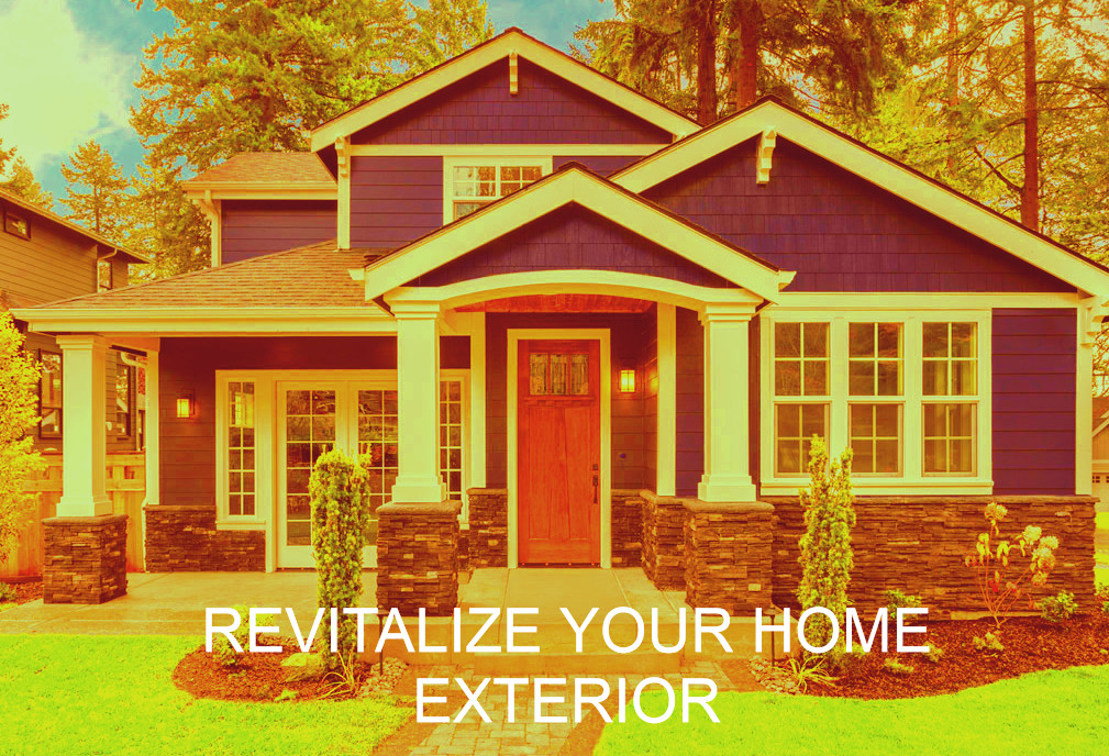 Revitalize Your Home's Exterior By following Tips and Tricks