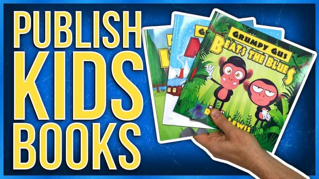 Things To Consider When Publishing A Children's Book
