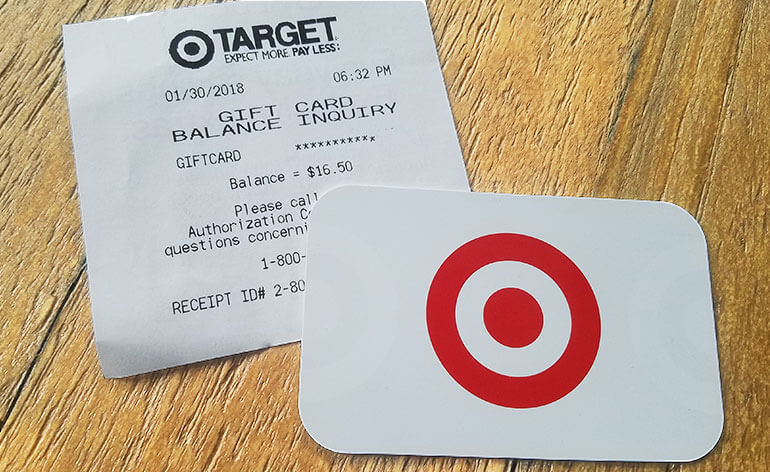 Online Promo Code For Target