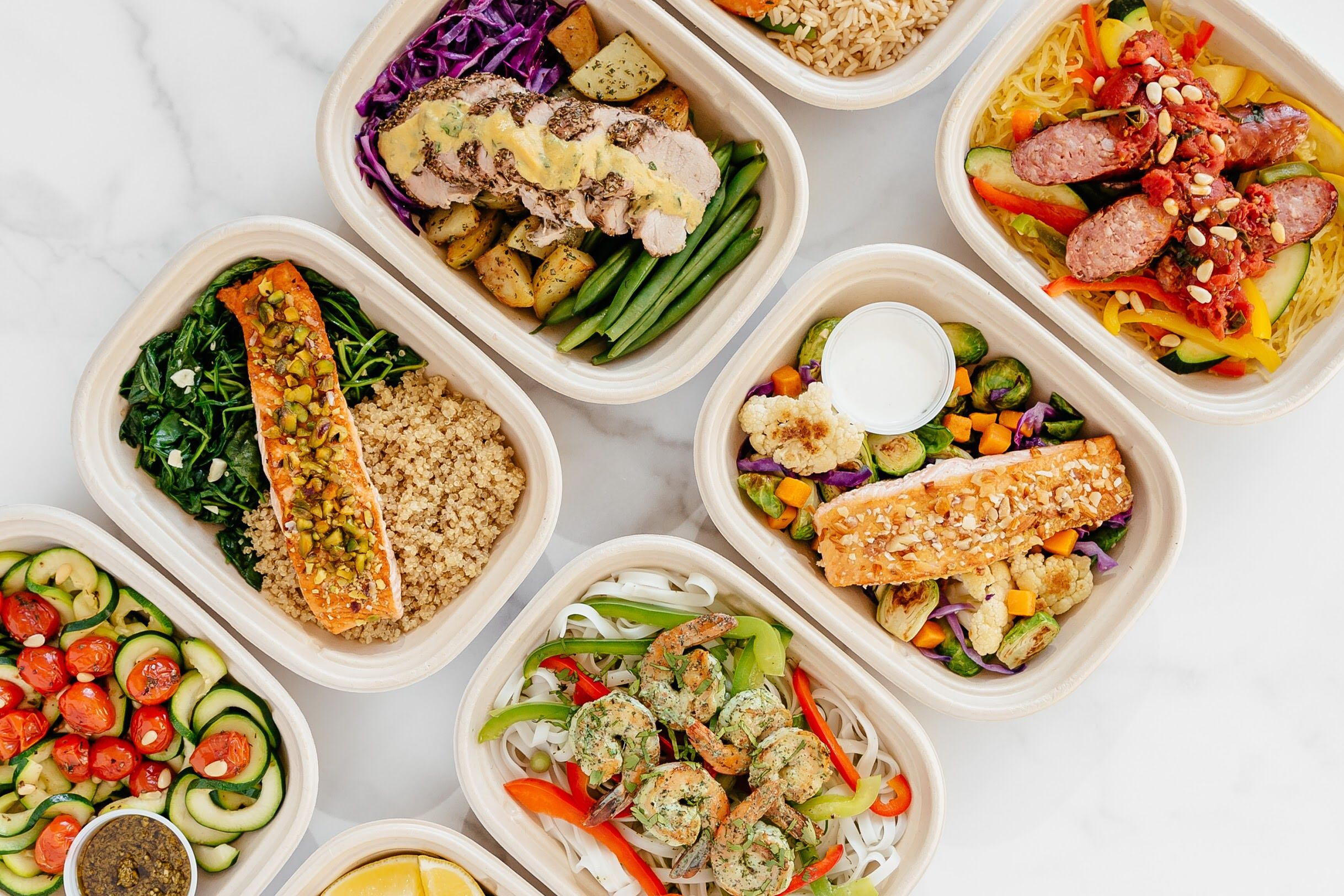 ready meals delivered
