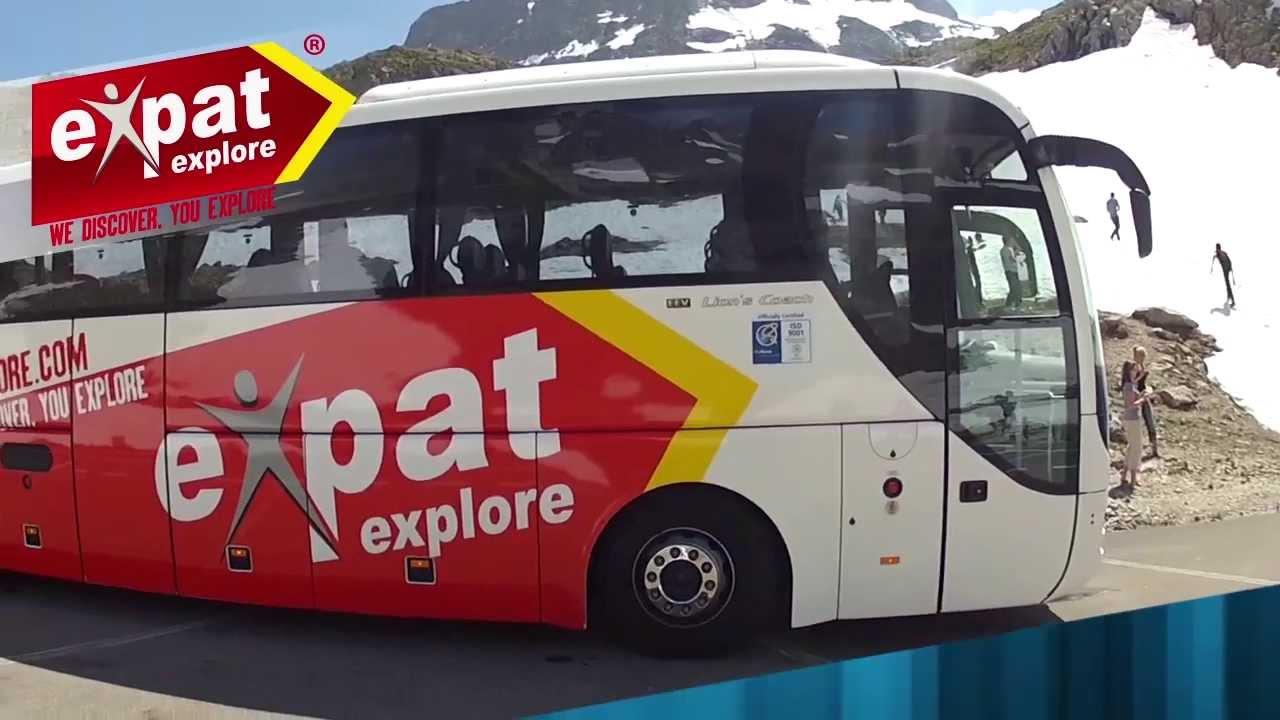 Expat explore travel