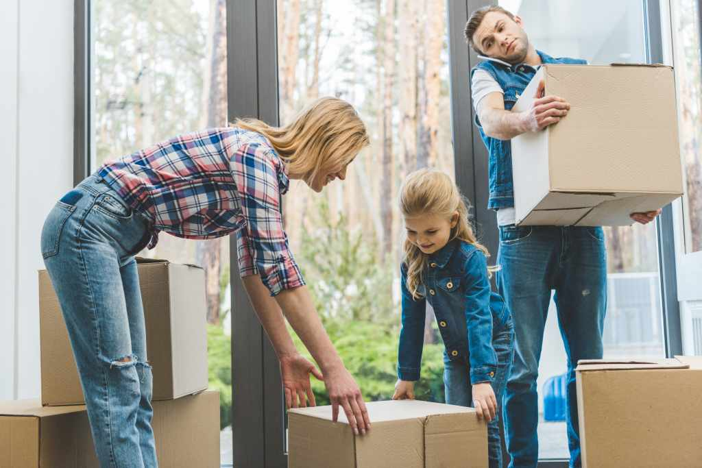 7 Tips & Tricks for Moving House