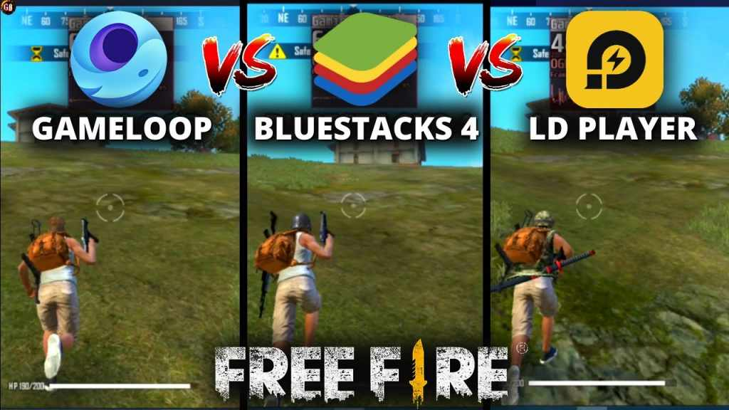 Best Emulator For Free Fire | End Of Your Search